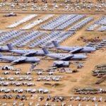 أمريكا تبني ثاني أكبر قاعدة جوية في العالم بالنيجر