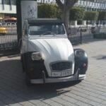 العاصمة/ صور : الداخلية تعرض أسطول سيّاراتها القديمة