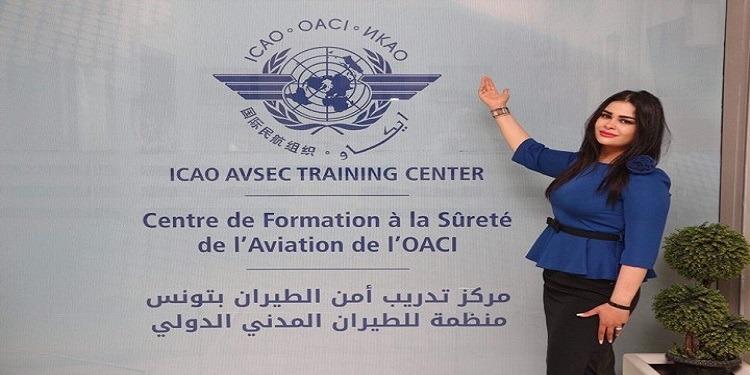 لأوّل مرة : تونسية في إجتماع كبار مديري أمن الطيران المدني في العالم