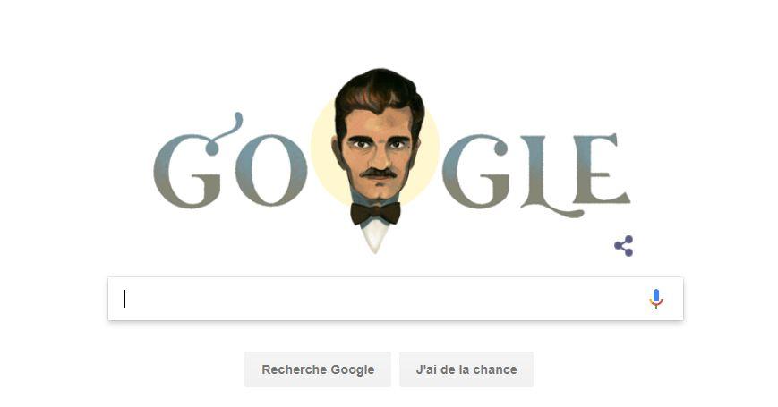 غوغل يحتفي بالمُمثّل العالمي عمر الشريف