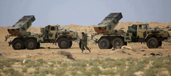 استنفار عسكري مغربي على الحدود الصحراوية