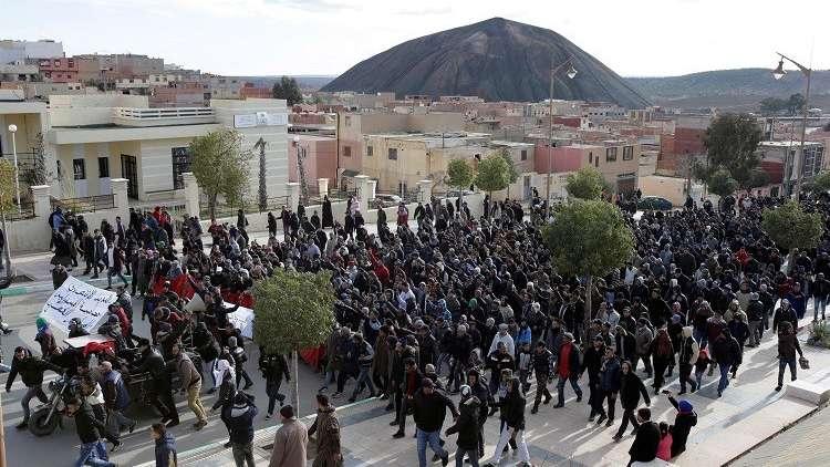 حراك جرادة المغربية : المحكمة تدين 4 نشطاء