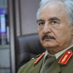 الجيش الليبي ينفي تعكّر صحة حفتر ويتّهم الإخوان