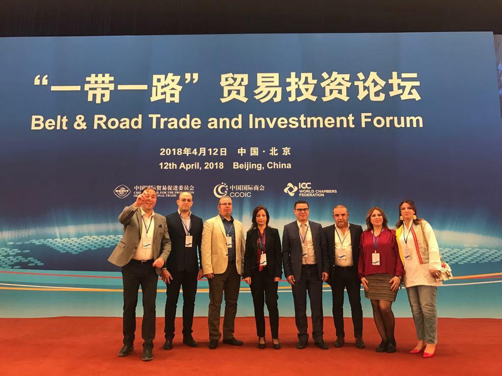 بيكين تستضيف أوّل اجتماع لمجلس الأعمال التونسي-الصيني