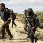 القصرين: العثور على جثّة إرهابي وكلاشنيكوف