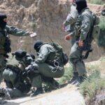 جبل السلوم: القضاء على إرهابي وإصابة آخرين