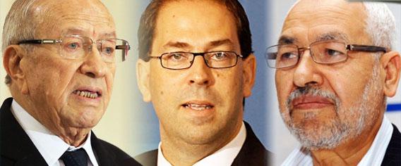 الصندوق الأسود: حمّى الرئاسية بين الباجي والغنوشي والشاهد