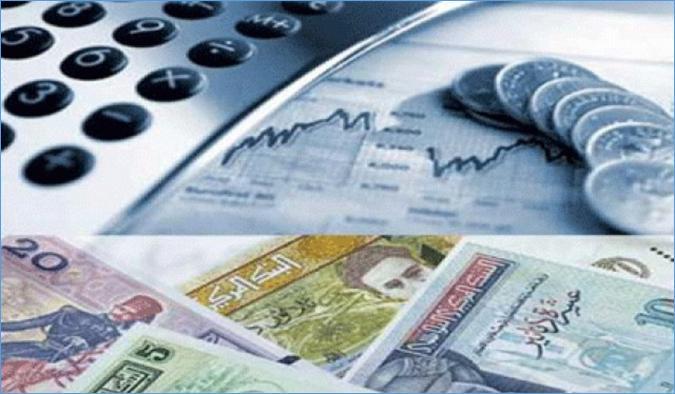 وزارة المالية: تقلص عجز الميزانية بـ41.7 %
