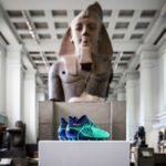 حذاء محمد صلاح في متحف بريطاني