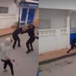 فيديو: اعتداء وحشيّ من الأمن على شُبان .. ووزارة الداخلية تُغالط