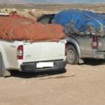إطلاق نار على سيّارات تهريب في سيدي بوزيد