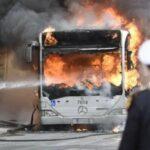 ايطاليا : انفجار حافلة في قلب روما
