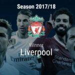 ليفربول يتوّج بدوري رابطة أبطال أوروبا !