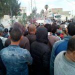 فيديو/ جلمة: إضراب عام وتواصل الاحتجاجات لليوم الثاني