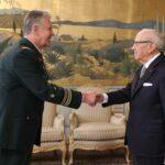 """""""الباجي"""" يستقبل مسؤولين دوليين عن الطبّ العسكري"""