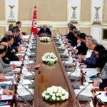 الحكومة تصادق على مشروع قانون تنقيح المحكمة الدستورية
