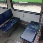 """نقل تونس : """"هجمة"""" غير مسبوقة استهدفت 7 عربات مترو (صور)"""