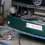 نائب يكشف عن إصلاح حافلتين بالجزائر ''تحت الحيط''