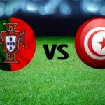 4 قنوات ناقلة لودية تونس والبرتغال