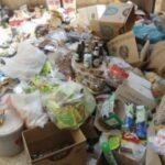 سليانة: حجز كميّات هامّة من المواد الغذائية الفاسدة