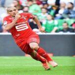 وهبي الخزري ثاني أفضل لاعب افريقي في الدوري الفرنسي