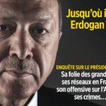 """مجلة فرنسية تتعرّض لمضايقات بعد وصفها أردوغان بـ""""الدكتاتور"""""""
