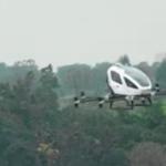 فيديو/ التاكسي الطائر... حقيقة في سماء الصين
