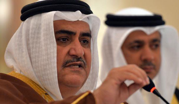 وزير خارجية البحرين: يحق لإسرائيل الدفاع عن نفسها في المنطقة!