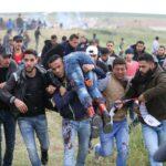 الأسبوع 9 من مسيرة العودة: عشرات الاصابات في صفوف الفلسطينيين