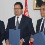 توقيع اتفاقية تمويل مشروع محطة تحلية مياه البحر بالزارات - قابس