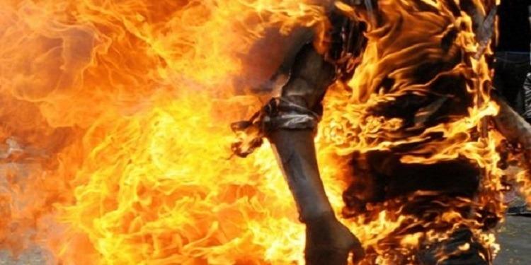 القيروان: امراة تحاول الانتحار حرقا