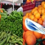 سيدي بوزيد: حجز مواد غذائية فاسدة وتوجيه 224 تنبيها