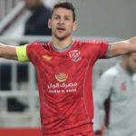يوسف المساكني أفضل لاعب في الدوري القطري