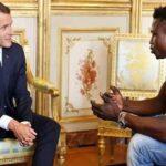 بعد إنقاذه طفلا: ماكرون يمنح مُهاجر ماليّا الجنسية الفرنسية