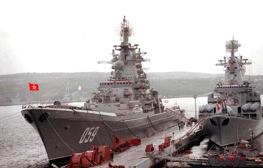 الجزائر تتسلح ببوارج روسية بقيمة 180 مليون دولار