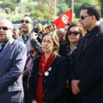 نداء تونس: ميّ الجريبي ناضلت من أجل الديمقراطية والعدالة والدولة المدنية