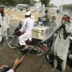 باكستان : موجة حرّ تُودي بحياة 100 شخص
