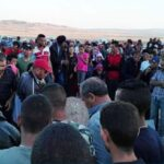 تناستهم السلط: أهالي الراعي الأمجد القريري يحتجون ويُطالبون بالأمن