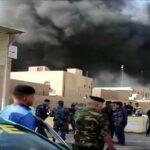 العراق: إيقاف 3 أمنيين بتهمة حرق صناديق الاقتراع
