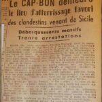 وثيقة: عندما كان «الطلاين يحرقو» الى تونس بحثا عن «الخبز والأمن والحرية»