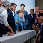 ترامب يفسد قمة السبعة الكبار.. وفرنسا وكندا يردّان بقوة