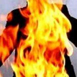 القيروان: أمني يُحاول الانتحار حرقا !