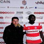 النادي الإفريقي يخلي سبيل أغوسي