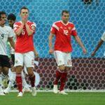 مزاعم عن تناول لاعبي المنتخب الروسي للمنشّطات في مباراة مصر
