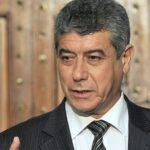 غازي الجريبي وزيرا للداخلية بالنيابة