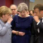 فرنسا وألمانيا وبريطانيا تطلب من واشنطن مراعاة شركاتها