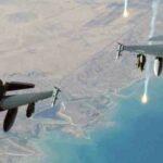 غارة جويّة أمريكية على غرب ليبيا