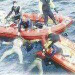 قارب الموت بقرقنة : انتشال 48 جثة حتى الآن