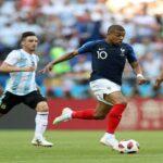 المنتخب الفرنسي يدفع الأرجنتين خارج المونديال