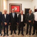 نداء تونس يكشف تفاصيل لقاء حافظ والطبوبي